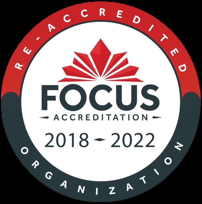 FOCUS Accreditation